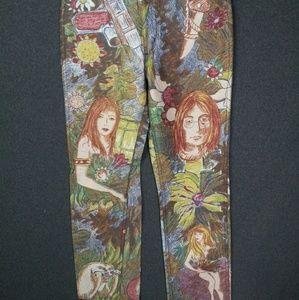 1970s John Lennon Wranglers Deadstock Denim Jeans